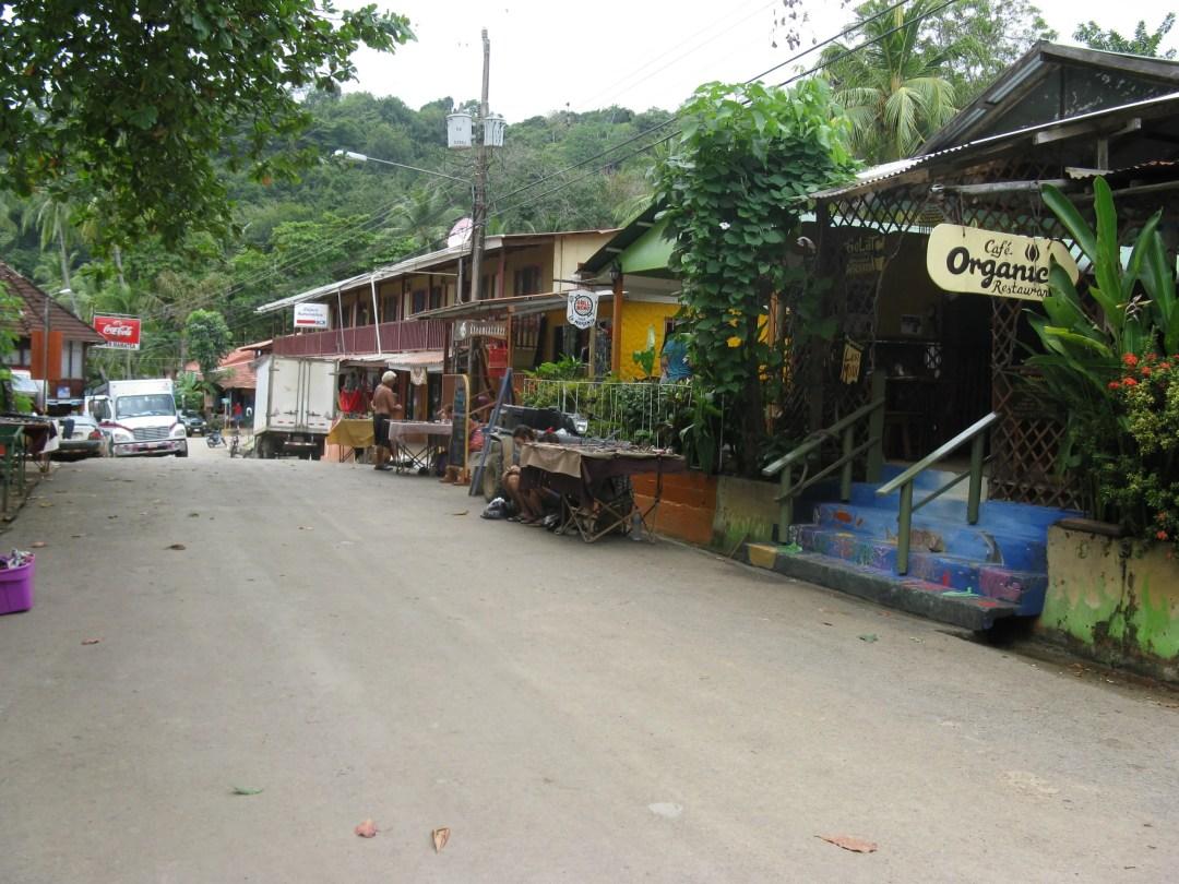 Montezuma street scene