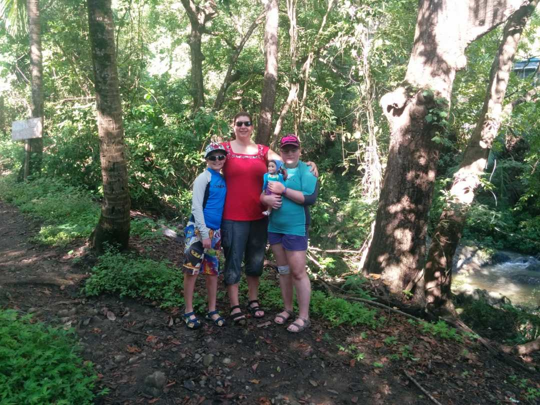 Montezuma Falls Trailhead
