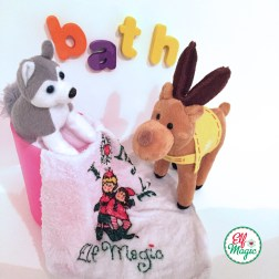 The Elf Magic Washcloth