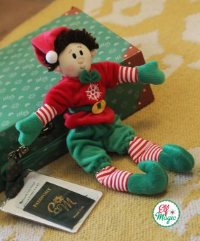 Traveling Elf
