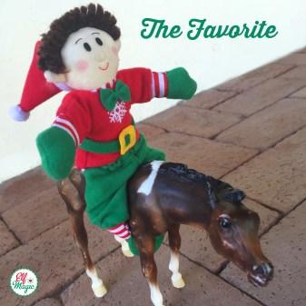 Elf Kentucky Derby - The Favorite