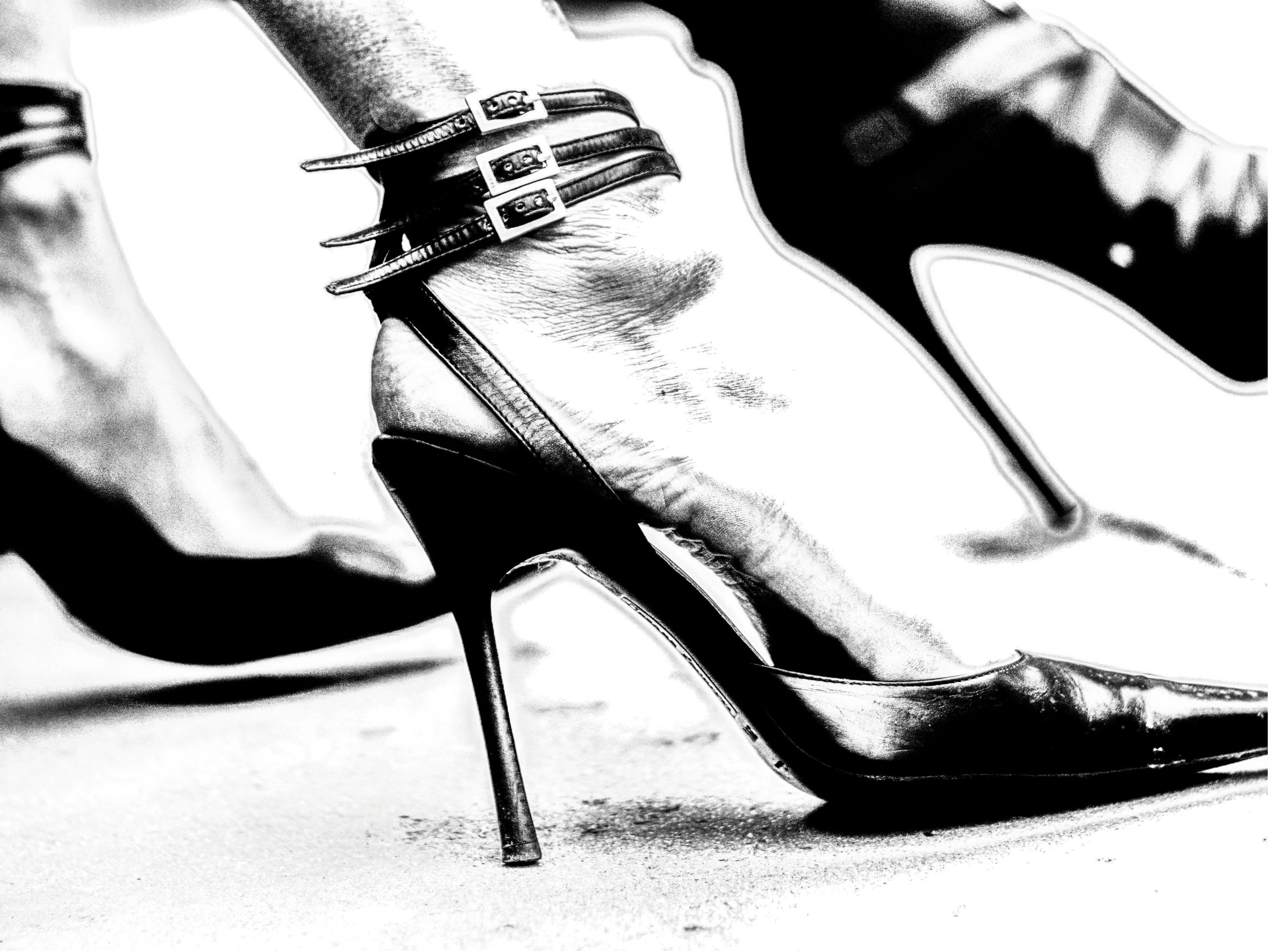 your stilettos