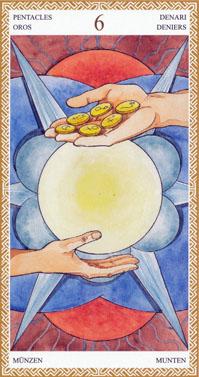 lo-scarabeo-tarot-pentacles-six