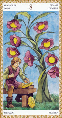 lo-scarabeo-tarot-pentacles-eight