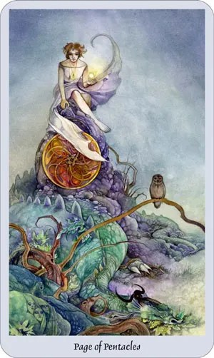 shadowscapes-tarot-pentacles-page