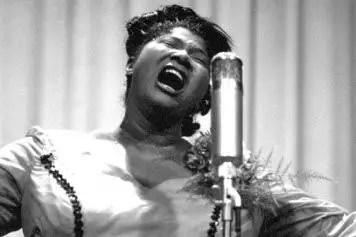 mahalia jackson singing gospel music
