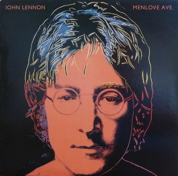 Lanzamiento del álbum estadounidense: Menlove Ave por John Lennon