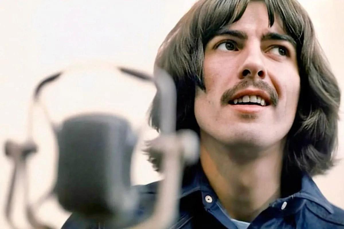 La primera canción que George Harrison compuso en The Beatles