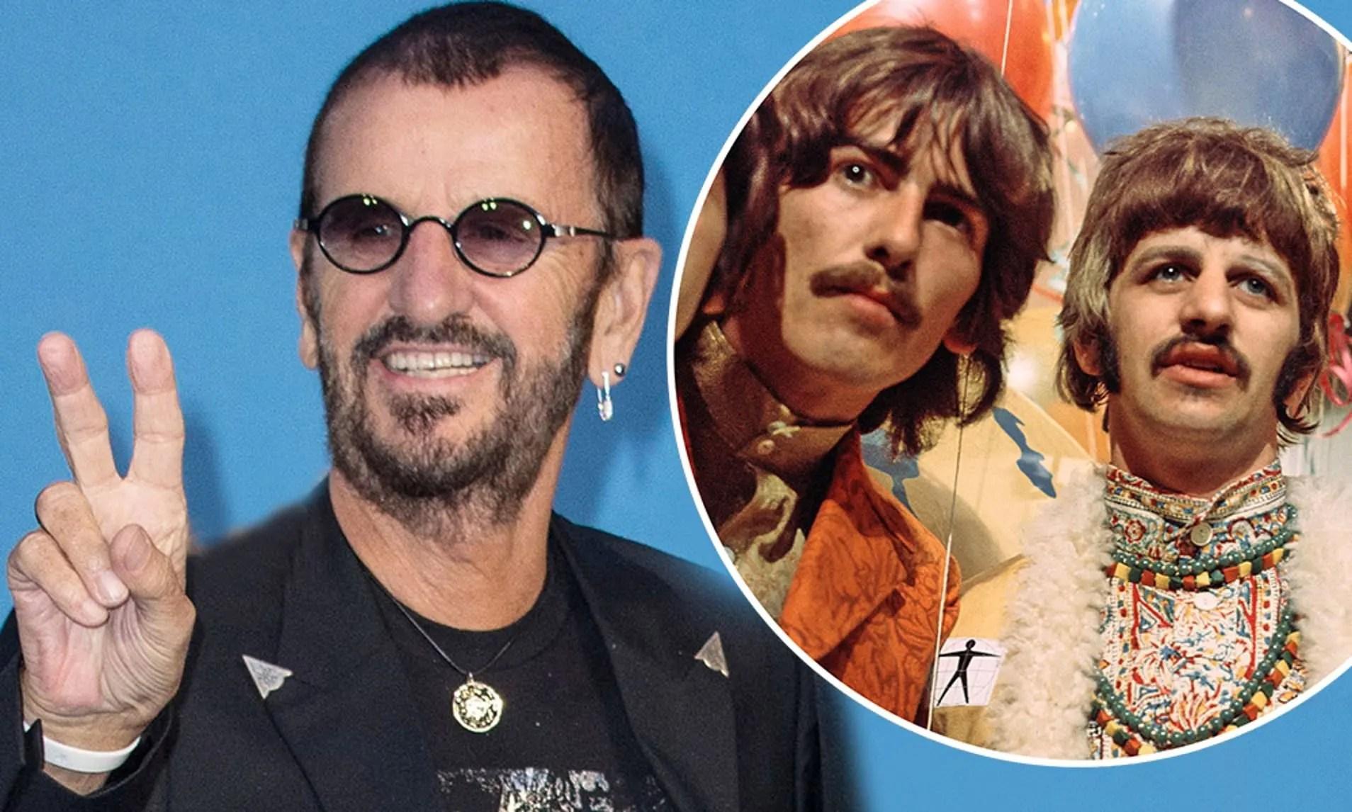 ¿Sabes lo que a Ringo no le gustaba de The Beatles?