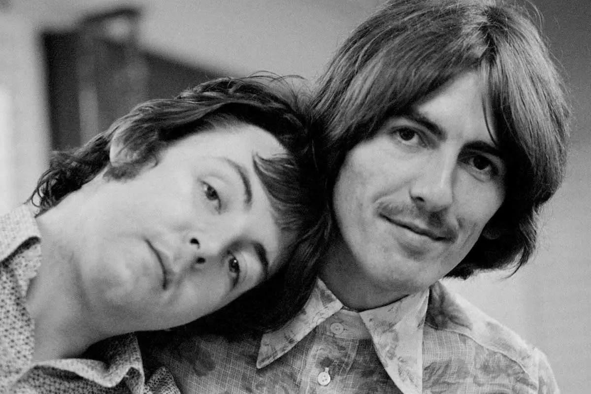 Paul recuerda su último encuentro con George
