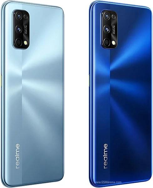 Realme 7 Pro colours