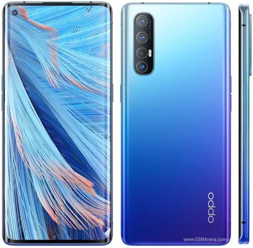 Oppo Find X2 Neo design