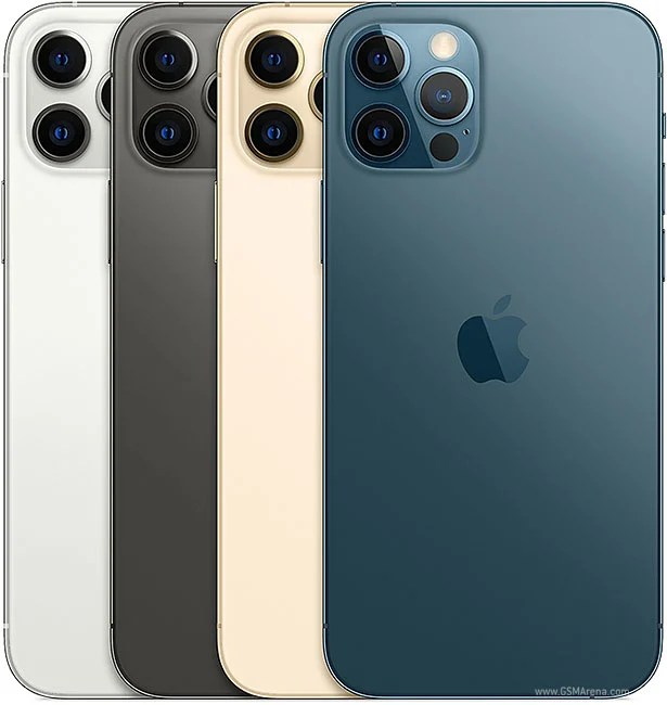 iPhone 12 Pro colours