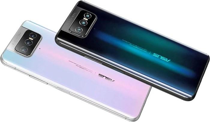 Asus Zenfone 7 Pro colours