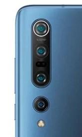 MI 10 Pro rear camera