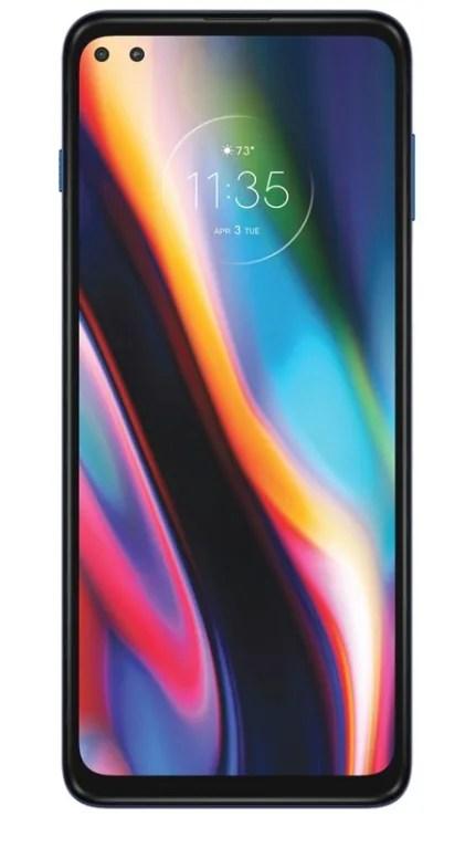 Moto G 5G Plus display