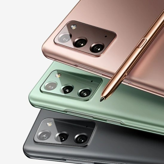 Galaxy Note 20 Ultra images