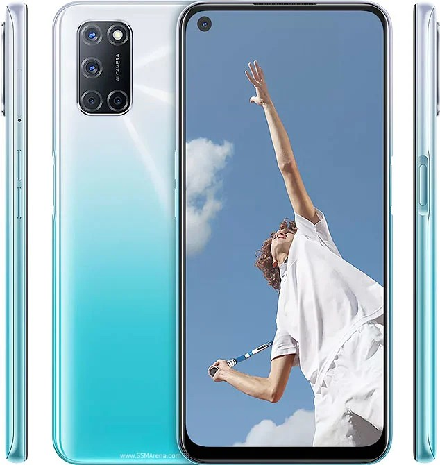 Oppo A52 image