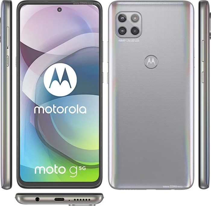 Moto G 5G image