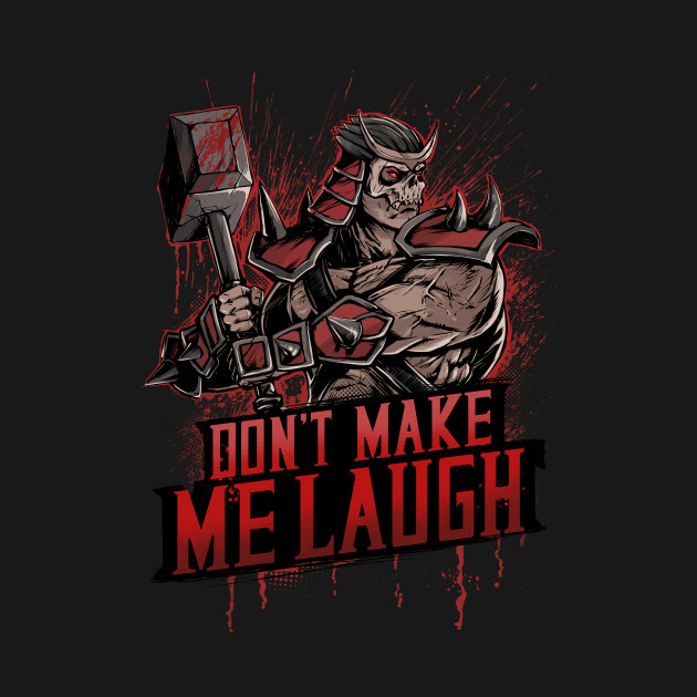 Dont Make Me Laugh Rules