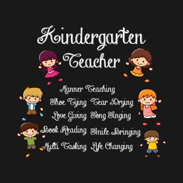 Funny Kindergarten Teacher Quotes - TelecomCarriers