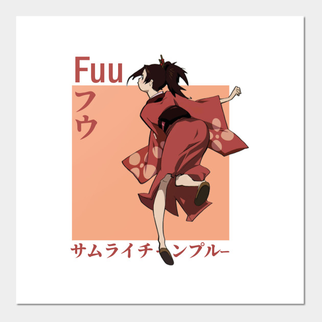 fuu samurai champloo mugen x jin x fuu