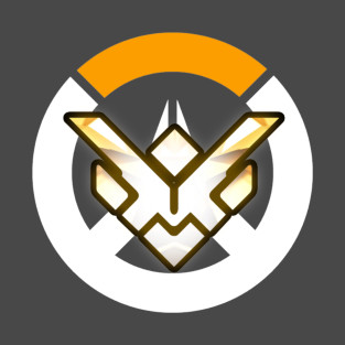 Overwatch Logo Grandmasters Rank Overwatch T Shirt