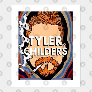 tyler childers band posters and art