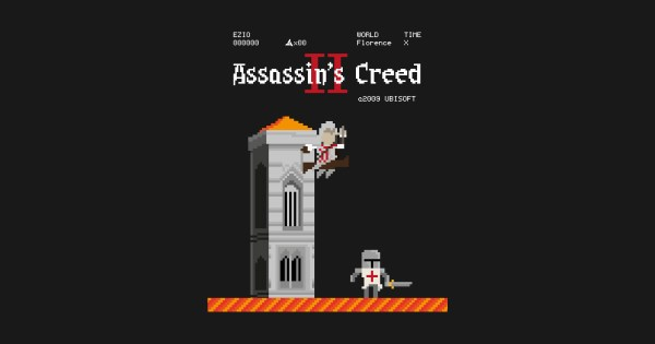 Assassin's Bit - Assassins Creed 2 - Posters and Art ...