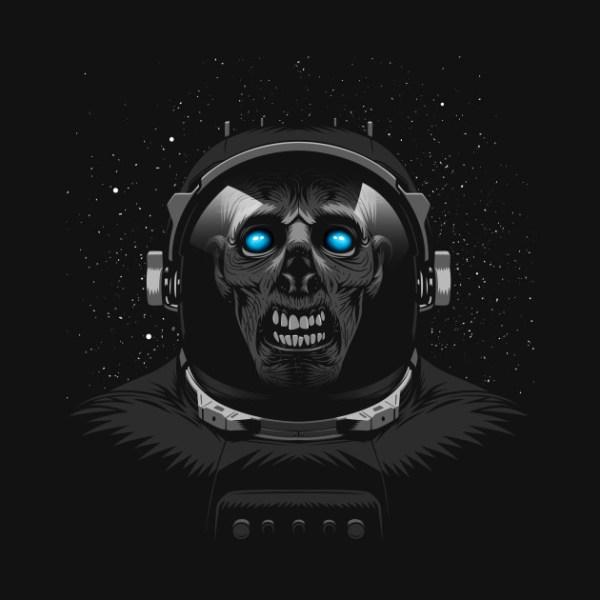 Zombie astronaut Astronaut Phone Case TeePublic