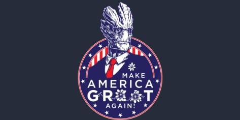 Make Amercia Groot Again