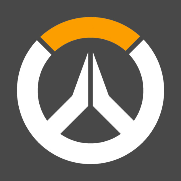 Today I Noticed That The Overwatch Logo Is The Letters O