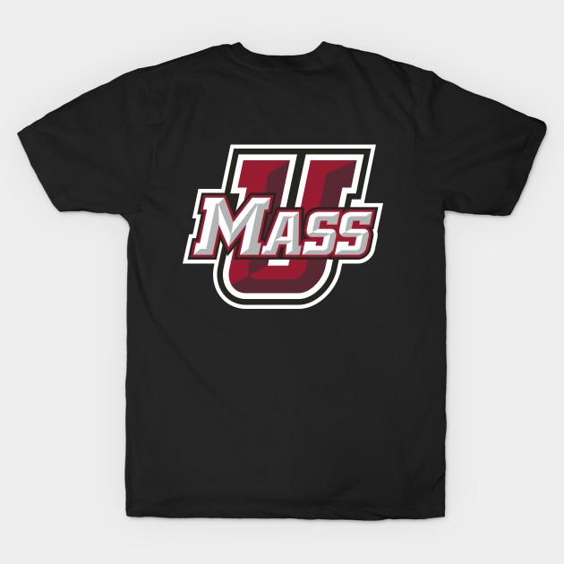 NCAA UMass Minutemen T-Shirt V1