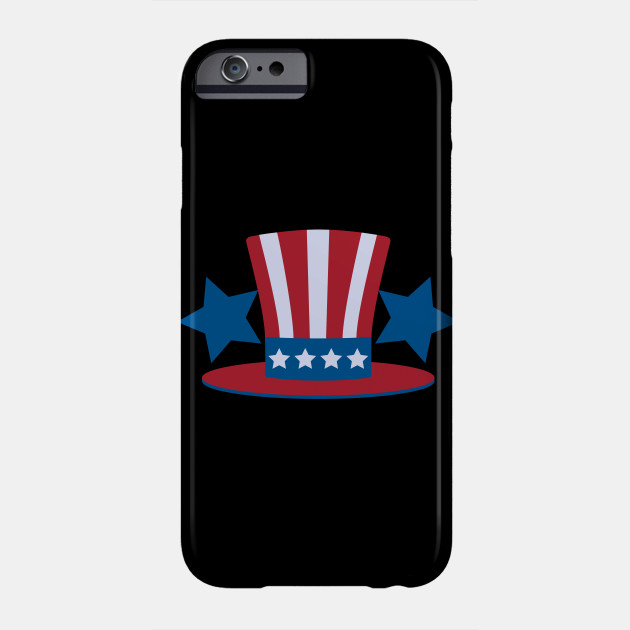4th Of July Hat Gift 4th Of July Gift Phone Case Teepublic