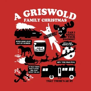 Christmas Vacation T Shirts TeePublic