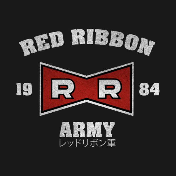 red ribbon army # 3