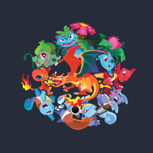 Catch em' All T-Shirt