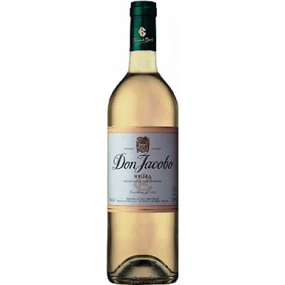 Don Jacobo Rioja Blanco (White)