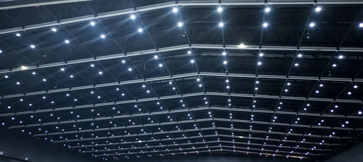 industrial and commercial lighting