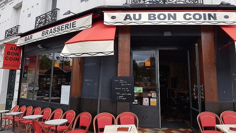restaurant au bon coin a paris menu