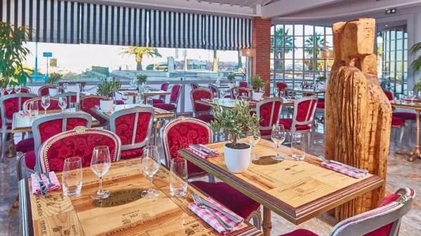 restaurant le bistrot de l oasis a