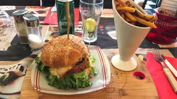 restaurant la p tite table a