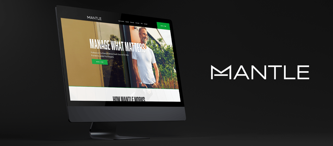 Mantle Health Website