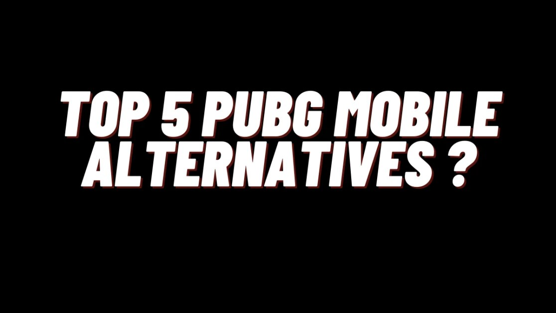 PUBG Alternative Gaming Options For Indian Players - Cheap Online