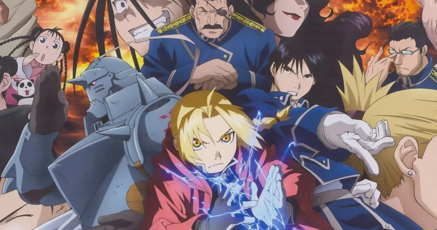 Fullmetal Alchemist: Roy Mustang Corrupted Use Of Alchemy - TheDeadToons