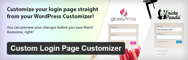 WordPress Login Page: 3 Best Plugins To Style And Customize It! 1