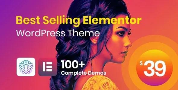 Phlox Pro 5.4.19 New - Elementor MultiPurpose WordPress Theme