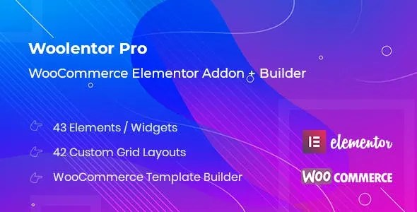 WooLentor Pro 1.5.1 Nulled - WooCommerce Page Builder Elementor Addon