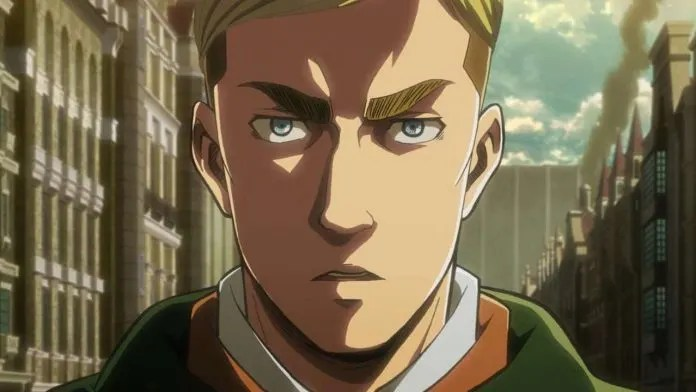 Attack On Titan: Things About Erwin Smith We Bet You Didn't Know!