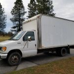 Stealth Rv Mobile Tiny House Box Truck Conversion Converted Bus For Sale In Grass Valley California Tiny House Listings